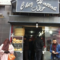 Photo taken at Chez Hattab | عند الحطّاب by Abir R. on 3/2/2013
