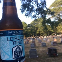 Photo taken at Mt Pleasant Cemetary by Teo R. on 7/24/2016