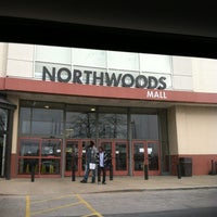 Photo taken at Northwoods Mall by Madisen S. on 1/20/2013