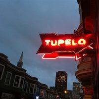 Photo taken at Tupelo by Jin R. on 1/23/2012