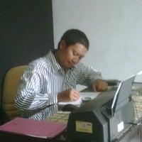 Photo taken at CV. Cipta Karya Prima by L|U|K|M|A|N on 12/17/2011