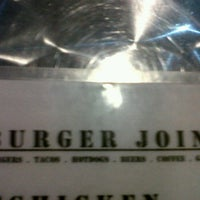 Photo taken at Burger Joint Rublou by Ryle L. on 1/6/2012