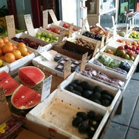 Photo taken at Italian Market by Andy on 8/7/2012