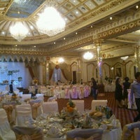 Photo taken at Ramada Tashkent Hotel by Alex M. on 4/7/2012