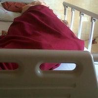 Photo taken at Rumah sakit yakum ruang markisa 3 by Lida R. on 6/17/2012
