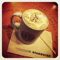 Photo taken at Starbucks by Rainy on 6/5/2012