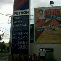 Photo taken at Petron by Edrianne D. on 12/24/2011
