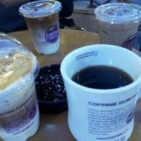 Photo taken at COFFINE GURUNARU by 샹스 on 10/5/2011