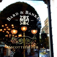 Photo taken at The Bard and Banker by Rod P. on 10/29/2011