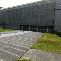 Photo taken at Audencia Nantes by LOKKILUCK L. on 4/25/2012