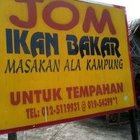 Photo taken at Jom Ikan Bakar by Ambrose M. on 5/23/2012