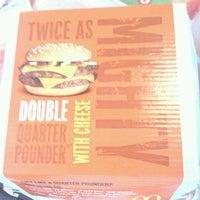 Photo taken at McDonald's by Matt G. on 8/24/2012