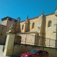 Photo taken at Monasterio De Las Clarisas by cyberbodo on 3/24/2012