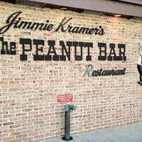 Photo taken at Jimmie Kramer's Peanut Bar by Brian F. on 8/29/2012