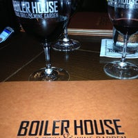 Photo taken at Boiler House Texas Grill & Wine Garden by Elizabeth G. on 1/26/2013