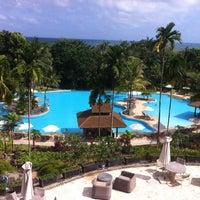 Photo taken at Bintan Lagoon Resort by Chang K. on 1/18/2013