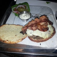 Photo taken at Wolfnights Chef Burger by Adir B. on 8/18/2013