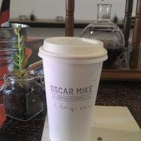 Photo taken at Oscar Mike by Sarah C. on 2/18/2013