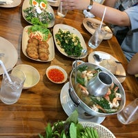 Photo taken at ร้านอาหารป่ายาง by Jay P. on 4/3/2015