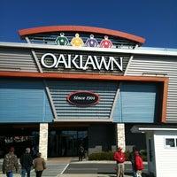 Photo taken at Oaklawn Racing & Gaming by Jason G. on 2/23/2013