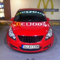 Photo taken at McDonald's by Onur T. on 9/29/2013