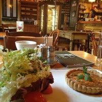 Photo taken at Le Petit Café by ziva on 1/6/2013