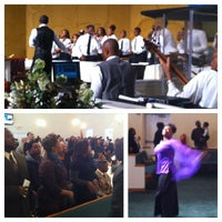 Photo taken at Christ The King Baptist Church by Nick N. on 1/27/2013