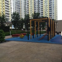 Photo taken at PV16 Playground by Wilson G. on 5/1/2016