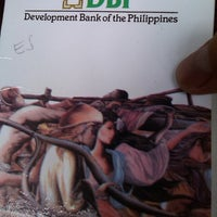 Photo taken at Development Bank of the Philippines by Earl John S. on 7/16/2013