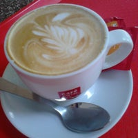 Photo taken at Cafe Coffee Day by Sagar M. on 8/16/2013