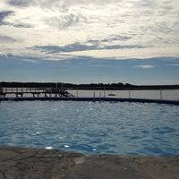 Photo taken at Linekin Bay Resort by Seyhan D. on 9/13/2014