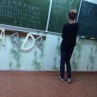 Photo taken at Гимназия №19 by Ann G. on 10/26/2013
