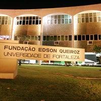 Photo taken at UNIFOR - Universidade de Fortaleza by Rondynelle M. on 2/27/2013
