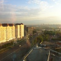 Photo taken at Gorskiy City Hotel by Marina P. on 6/27/2013