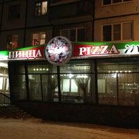 Photo taken at Пицца Милано by Александр Б. on 3/21/2013
