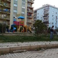 Photo taken at Ali Ekber Çiçek Parkı by Yiğit B. on 11/16/2013