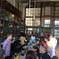 Photo taken at Magnolia Brewing Company by Chris H. on 6/19/2014