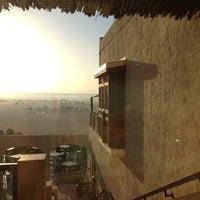 Photo taken at Al Maha Desert Resort & Spa by Nadezda D. on 3/15/2013