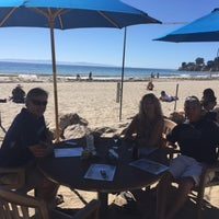 Photo taken at Shoreline Beach Cafe by Mary Anne M. on 10/21/2017