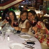 Photo taken at Azafrán Restaurant & Bar by Aracelis M. on 7/2/2015