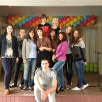 Photo taken at Гимназия № 61 by Sasha B. on 5/24/2013