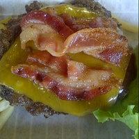 Photo taken at Smashburger by Greg  B. on 11/10/2012