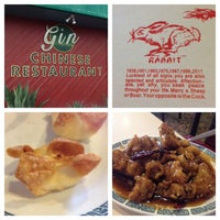 Photo taken at Gin Chinese Restaurant by Greg  B. on 7/22/2014