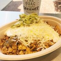 4/17/2018 tarihinde Greg  B.ziyaretçi tarafından Chipotle Mexican Grill'de çekilen fotoğraf