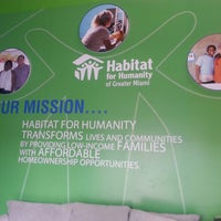 Photo taken at Habitat For Humanity by Val L. on 6/15/2014
