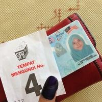 Photo taken at SK Kuala Slim by sara chan on 5/5/2013
