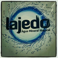 Photo taken at Água Mineral Natural Lajedo by Luana T. on 3/7/2013