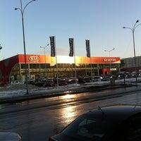 Photo taken at KIA уникум плюс by Nikolai K. on 4/3/2013