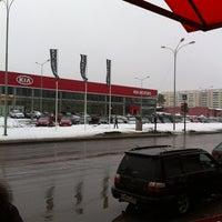 Photo taken at KIA уникум плюс by Nikolai K. on 4/2/2013