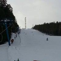 2/24/2013에 Nikolai K.님이 ГЛК Гора Пильная에서 찍은 사진
